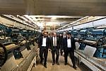 Silopi İlçemizde Kurulan Çırçır Fabrikasına Ziyaret
